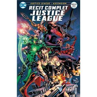 Justice leagueIntrigues à grand spectacle !