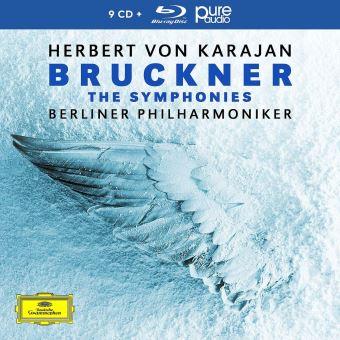 Symphonies Coffret Edition Limitée Inclus Blu-ray Audio