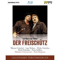 Weber : Der Freischütz Blu-ray