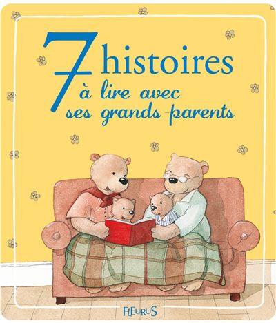 7 histoires à lire avec les grands parents
