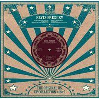 U.S. EP Vinyle coloré
