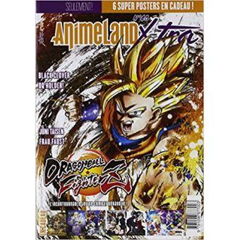 Anime landAnimeland X-tra 48 janvier /mars 18