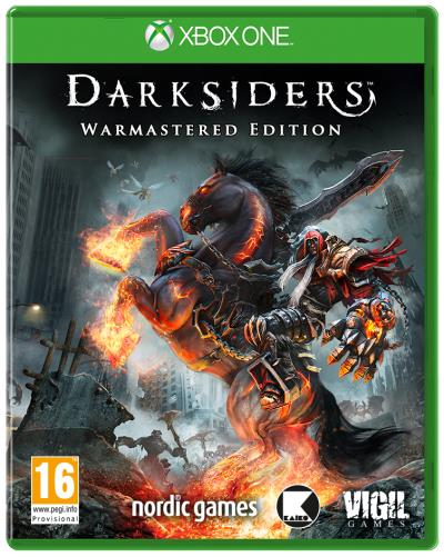 Darksiders Warmastered Edition Xbox One