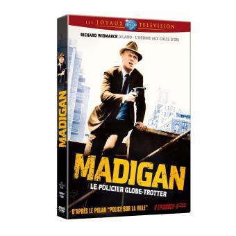 MADIGAN-INTEGR-6 DVD-VF