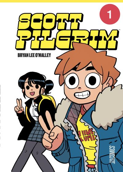 Scott Pilgrim Perfect Edition