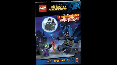 Lego DC Comics - Super Heroes : Lego dc comics le chevalier noir entre en scene