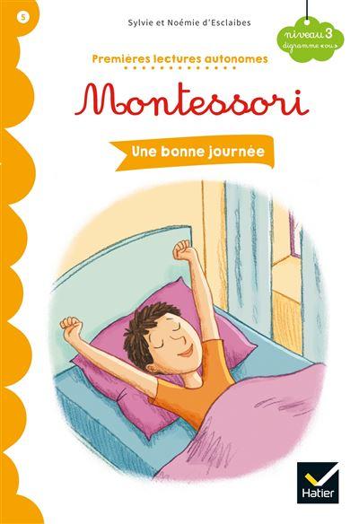 Une bonne journée - Premières lectures autonomes Montessori