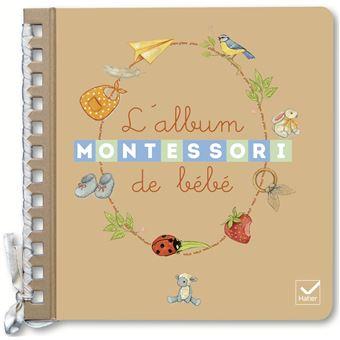 L Album De Bebe Montessori