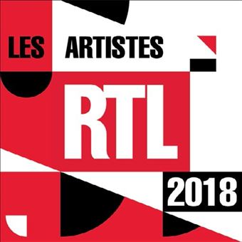 ARTISTES RTL 2018