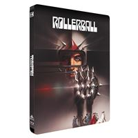 Rollerball Steelbook Edition Collector Blu-ray
