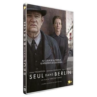 Seul dans Berlin Exclusivité Fnac DVD + DHD