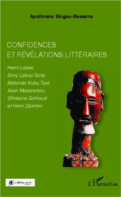 Confidences et révélations littéraires
