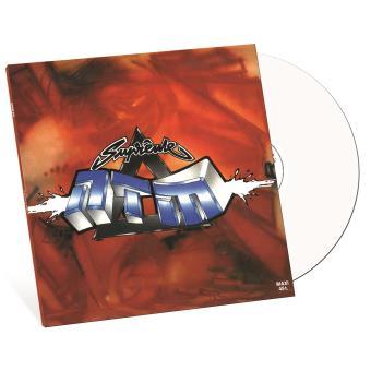 Le Monde de Demain Vinyl blanc opaque