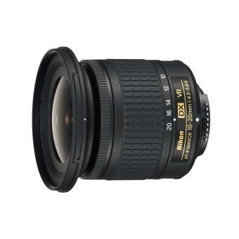 Objectif Nikon AF-P DX Nikkor 10-20 mm f/4.5-5.6G VR Noir