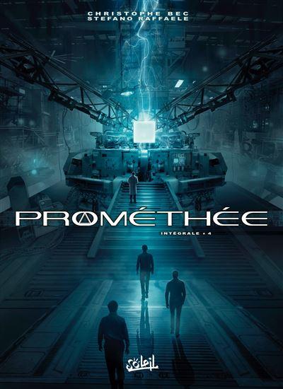 Prométhée Intégrale T4 - T14 à