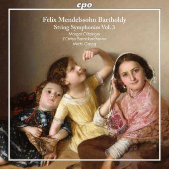 Symphonies pour cordes Volume 3