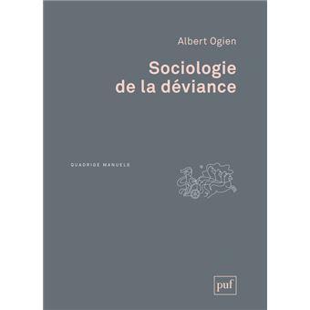 Sociologie de la deviance
