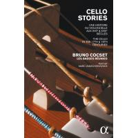 Cello stories/une histoire du violoncelle aux xvii et xviiie