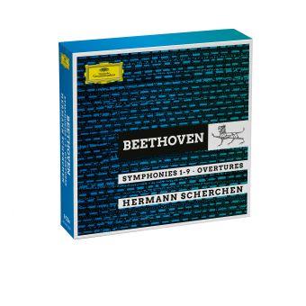 Beethoven Symphonies 1 à 9 Overtures