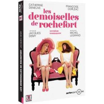 Les Demoiselles de Rochefort DVD