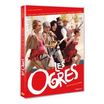Les Ogres DVD