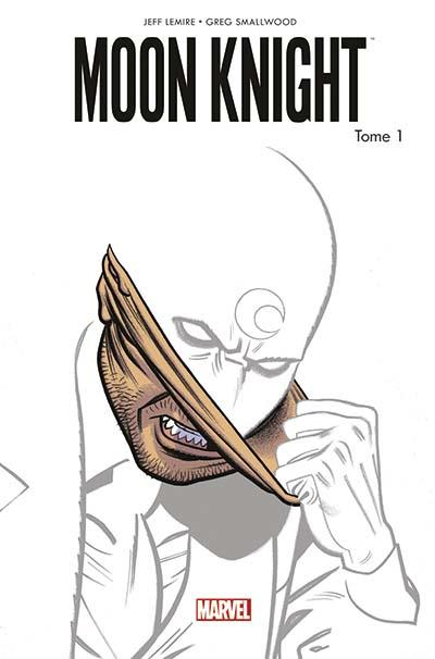 Moon Knight All-new All-different