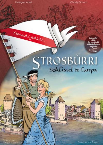 Strossburi, schlissel ze Europa