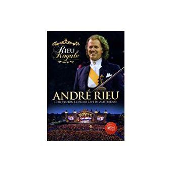 Rieu royale - DVD
