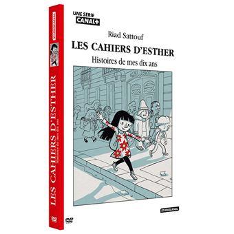 Les cahiers d'EstherLes Cahiers d'Esther DVD