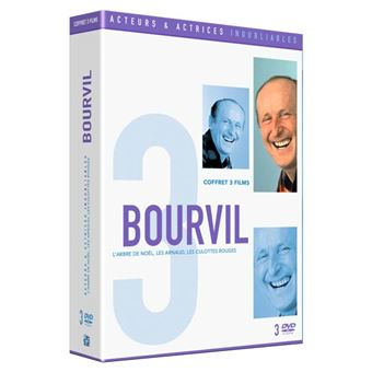 Inoubliable bourvil /v 3dvd