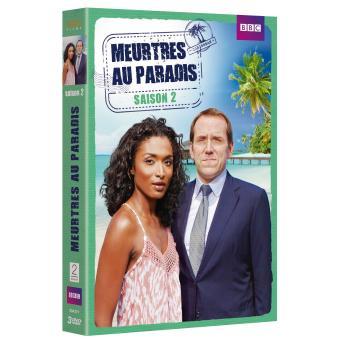 Meurtres au paradisMeurtres au paradis Coffret intégral de la Saison 2 - DVD