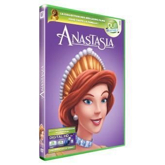 Anastasia Edition Princesse Simple DVD