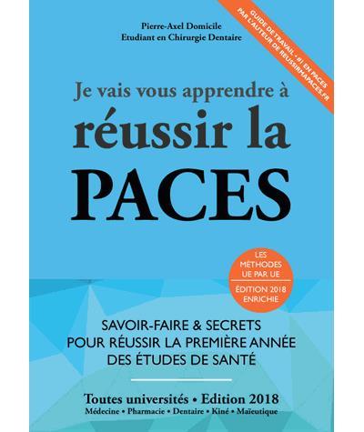 Je vais vous apprendre à réussir la PACES - Editions du 46 - 05/07/2017