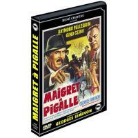 Maigret à Pigalle DVD