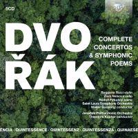 Intégrales des concertos et des poèmes symphoniques