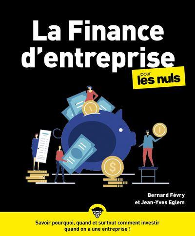 La Finance d'Entreprise pour les Nuls Ne