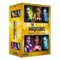 Coffret The Magicians L'intégrale Saisons 1 à 5 DVD