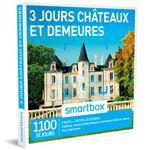 SMAR Coffret cadeau Smartbox 3 Jours Châteaux et demeures
