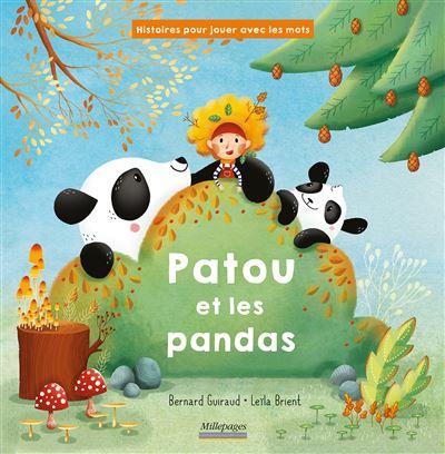 Patou et les pandas
