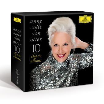 10 classic albums - Coffret 11 CD, Tirage limité