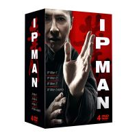 Coffret Arts martiaux 4 Films DVD