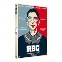 RBG Ruth Bader Ginsburg DVD