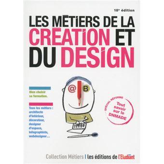 METIER DE CREATION ET DESIGN