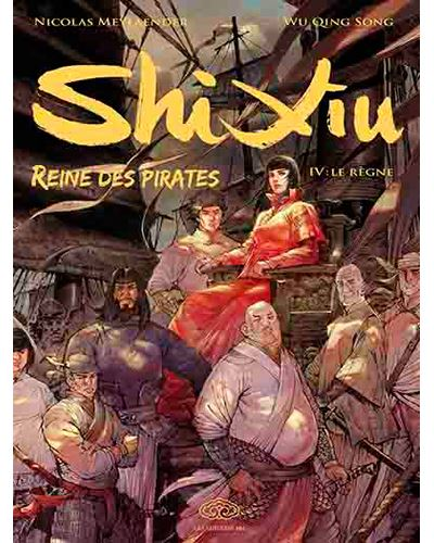 Shi Xiu, reine des pirates