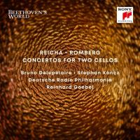 Beethoven's World - Reicha, Romberg: Concertos for Two Cellos - CD