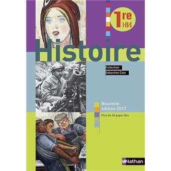 Histoire 1e l-es-s manuel eleve