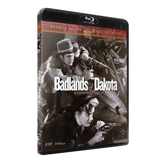 Badlands of Dakota Blu-ray