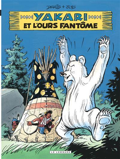 Yakari - Yakari et l'ours fantôme (version 2012)
