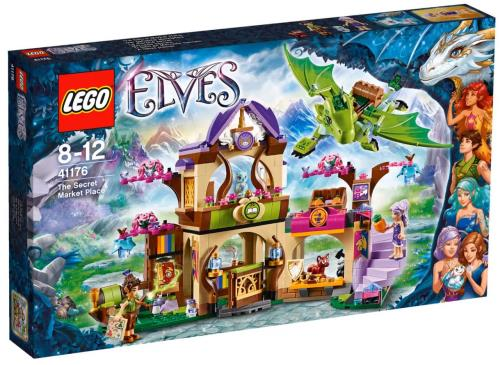 LEGO® Elves 41176 Le marché secret