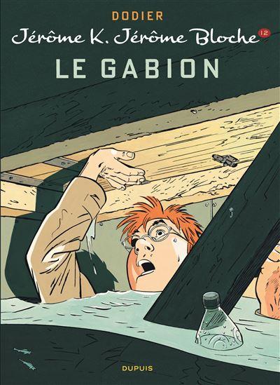 Jérôme K. Jérôme Bloche - Le Gabion (nouvele maquette)